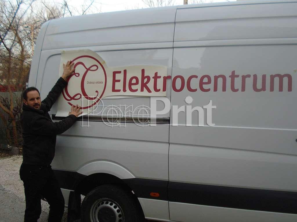 Autó fóliázás - Elektrocentrum Kft. 477b913648