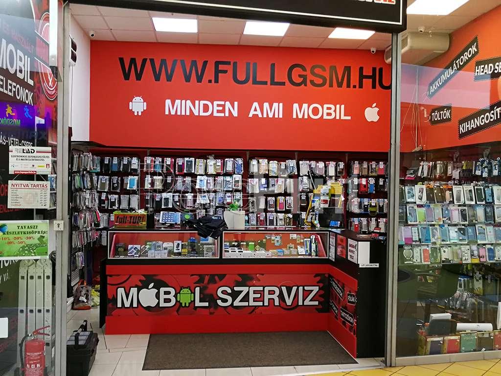 Üzlet Dekoráció - FullGSM